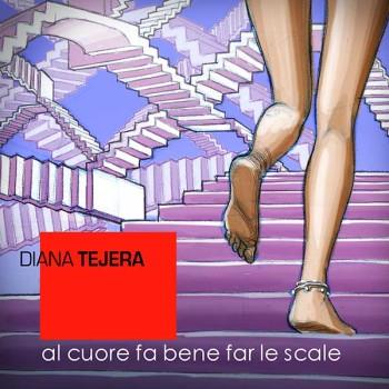 Diana Tejera Al cuore fa bene far le scale