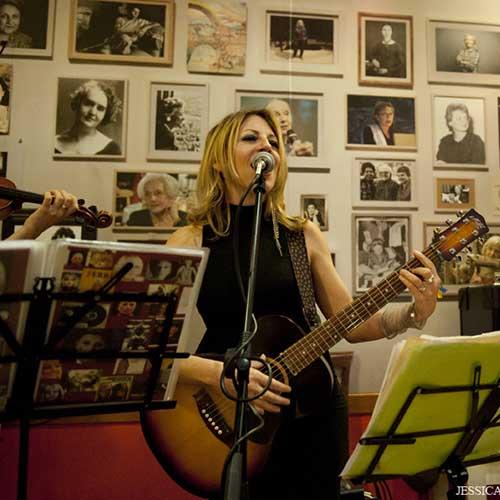Diana Tejera Chitarra Violino